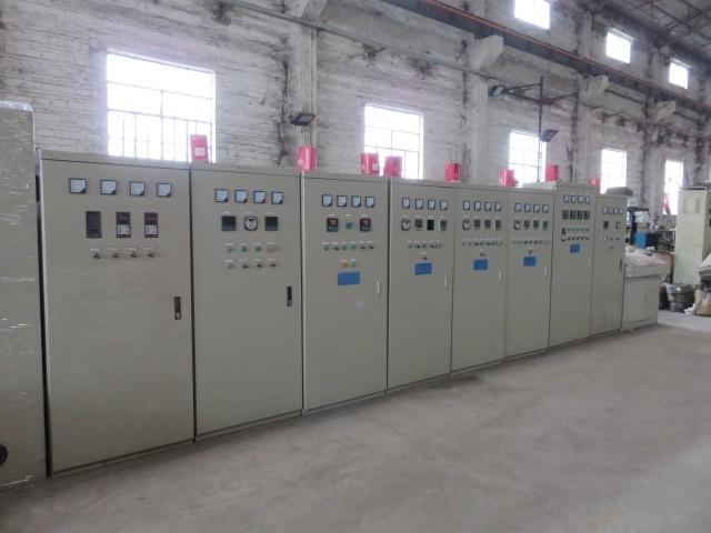 气体渗碳炉电柜
