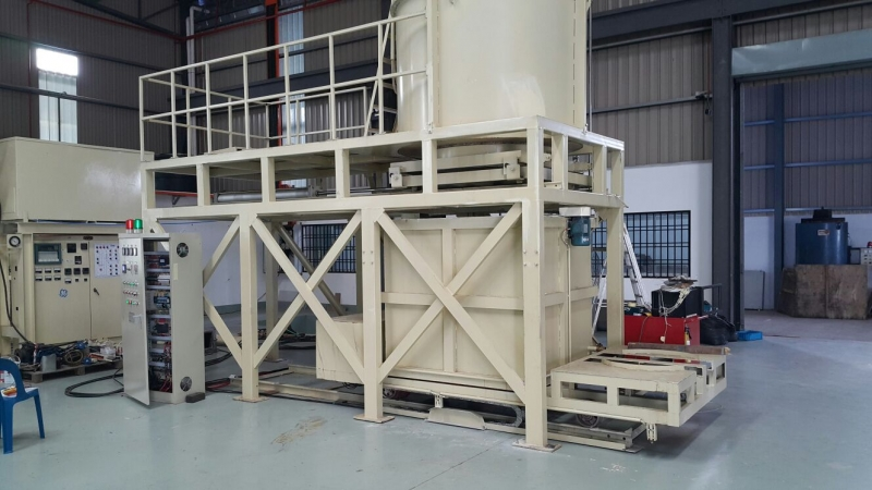 FXL-80-5 铝合金固溶炉